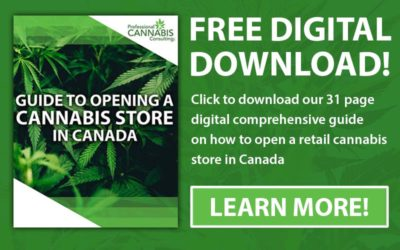 FREE PDF Download! – Guide To Opening A Cannabis Store In Canada
