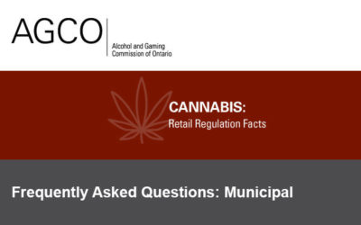 AGCO –  Frequently Asked Questions: Municipal