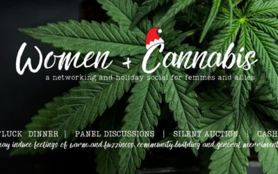 Cannabis Industry Networking: Women & Allies of the GTHA